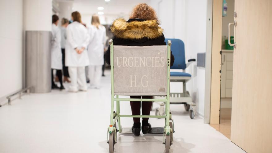 El virus sigue creciendo en Cataluña, pero baja la presión hospitalaria