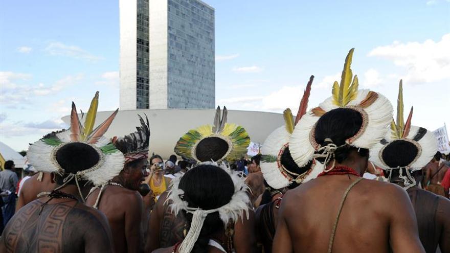 Unos 2.000 indios tratarán reivindicaciones y protestas en favor de su causa