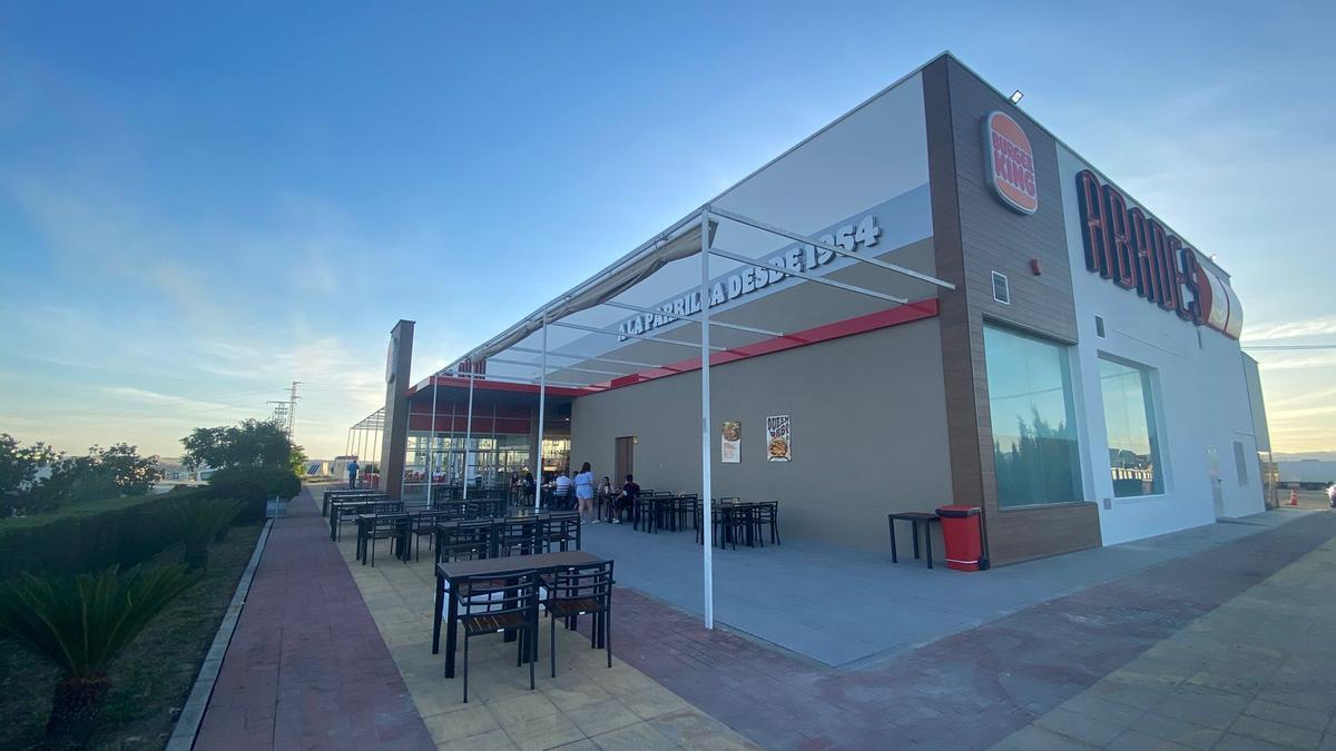 Burger King de Pedro Abad