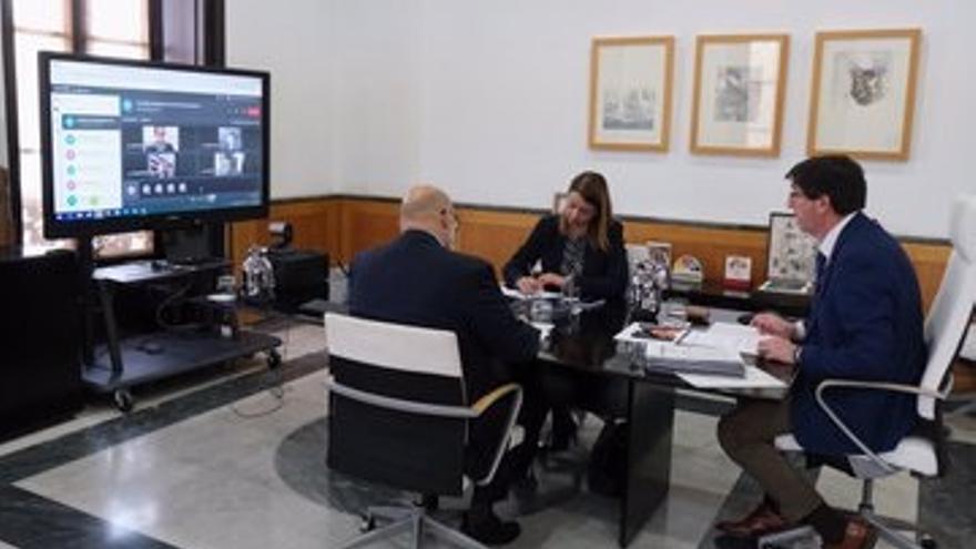 Más de 50.000 autónomos y mutualistas solicitan la ayuda de 300 euros de la Junta para la cuota de abril