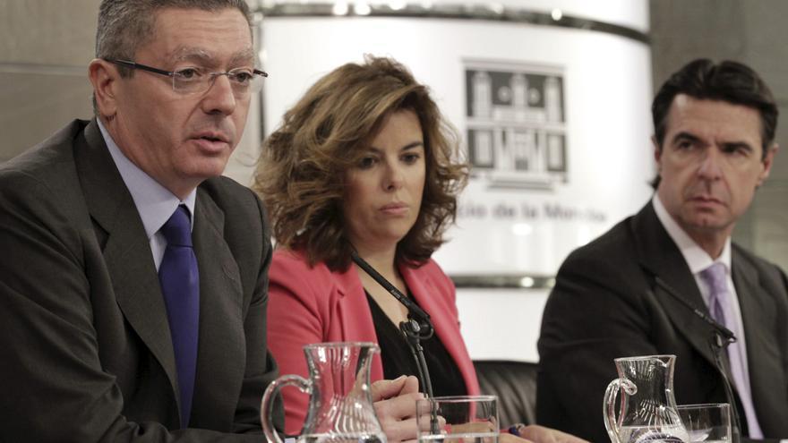 """Gallardón afirma que la reforma del Código Penal da respuesta a los delitos que más """"repugnan"""""""