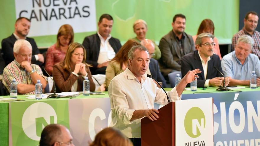 El coordinador territorial de Nueva Canarias, Luis Campos.
