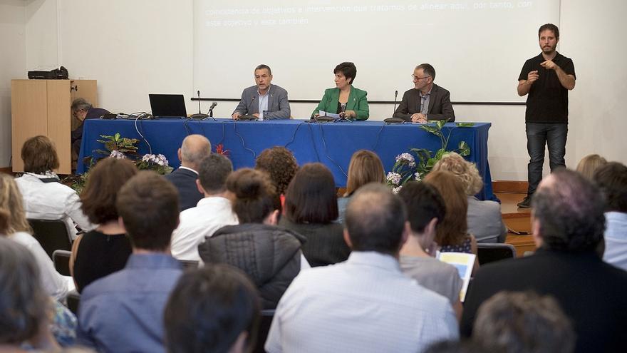 Educación presenta el Plan de Atención a la Diversidad junto a Derechos Sociales y Salud