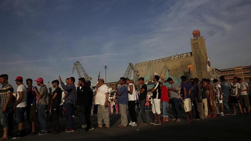 España acogerá a principios de mayo a 200 refugiados de Grecia e Italia
