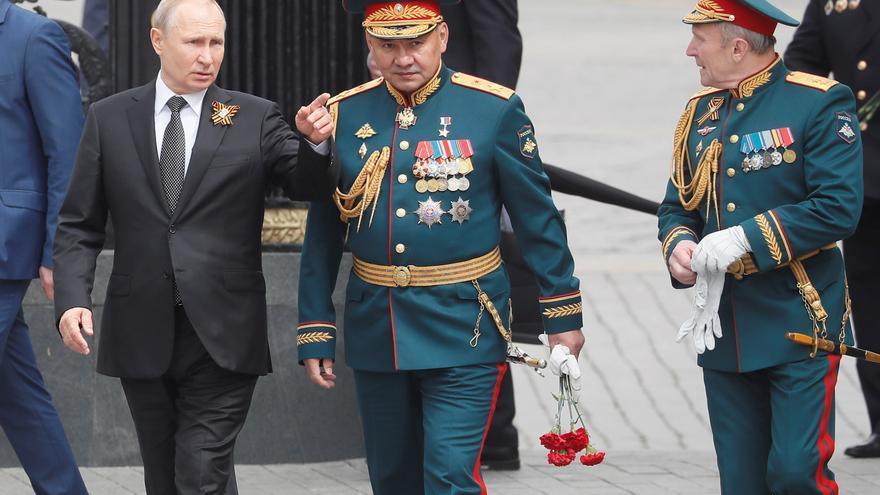 Rusia dice que las acciones de EEUU y la OTAN en Europa aumentan la amenaza militar