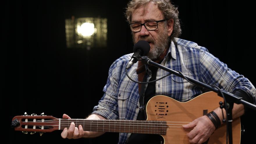 El cantant valencià Miquel Gil