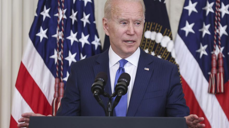 """Biden asegura que este es """"solo el comienzo"""" de sus sanciones a Cuba"""