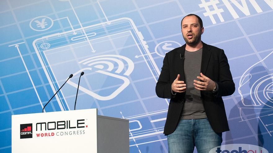 Jan Koum, fundador de WhatsApp, se halla entre los doce empresarios que más han donado en 2014.