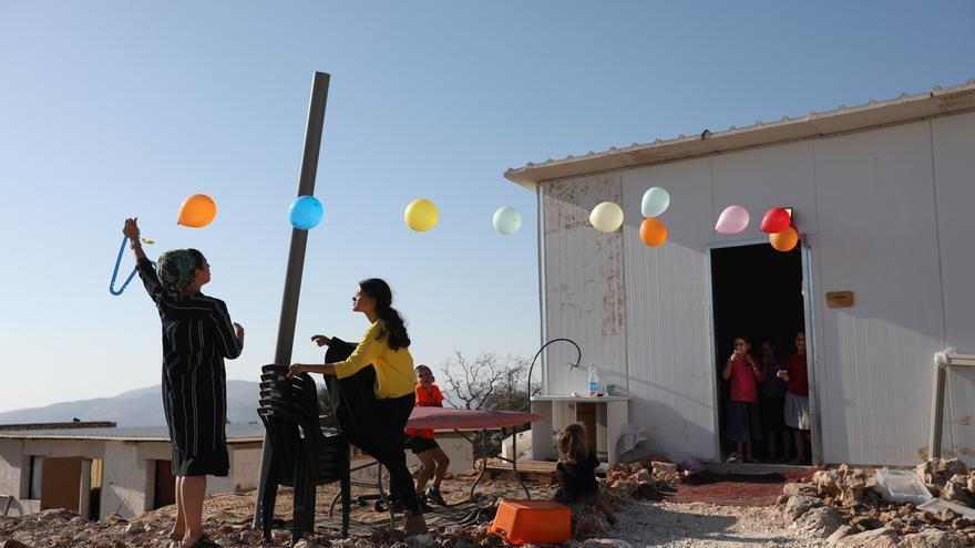 Eviatar, nuevo pedazo de tierra que enfrenta a colonos israelíes y palestinos