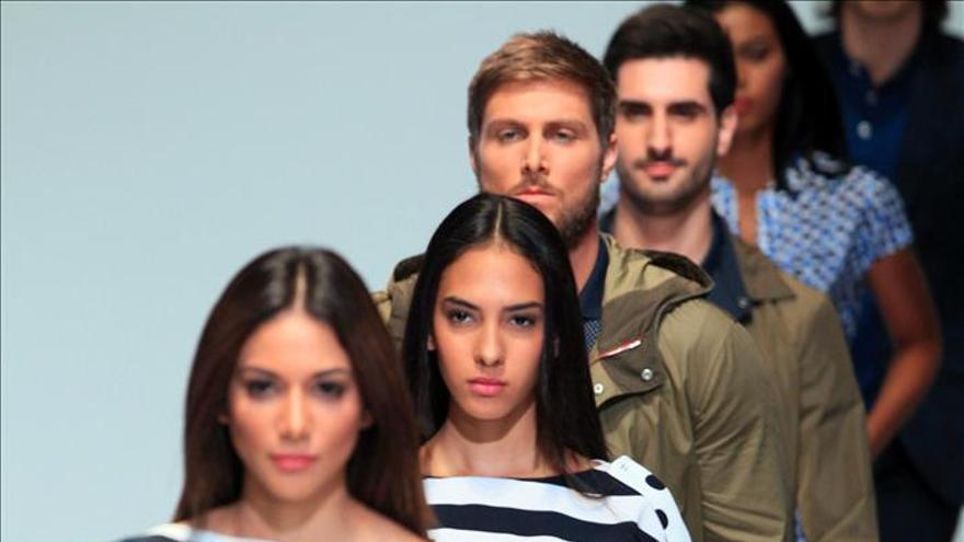 Presentan en Panamá la nueva colección Primavera-Verano 2015 de Carolina Herrera