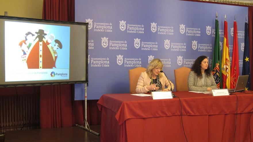 El número de turistas y el grado de ocupación en los establecimientos hoteleros de Pamplona aumentan un 7% en 2014