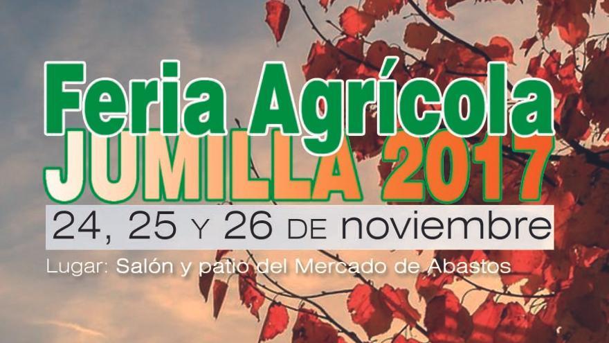 Feria Agrícola Jumilla 2017
