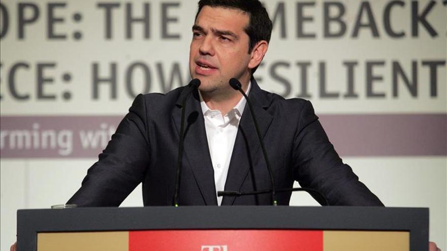 La radiotelevisión pública griega ERT reabrirá el próximo lunes