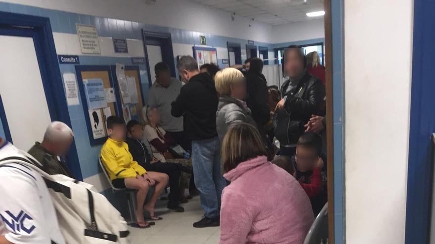 Urgencias en el centro de salud de San José. (CANARIAS AHORA)