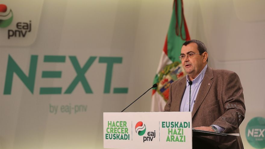 """PNV cree que el PP y Vox buscan """"el odio a lo vasco y al nacionalismo"""" con sus """"mentiras"""" sobre el decreto del euskera"""