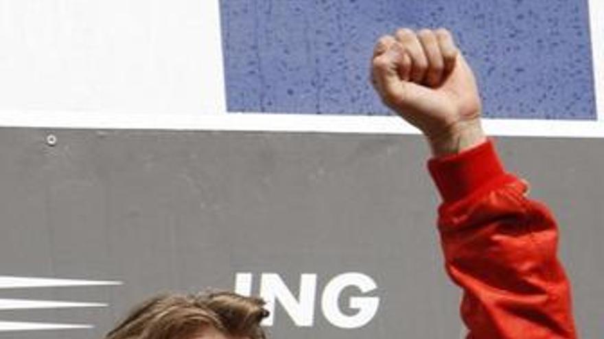 Ferrari cuestiona la continuidad de Kimi Raikkonen en el equipo en 2010