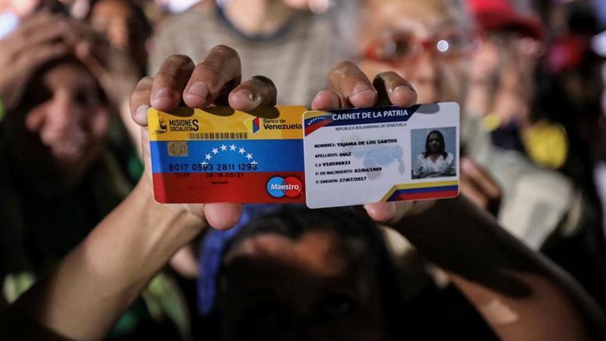 La empresa del recuento en Venezuela denuncia la manipulación de un millón de votos