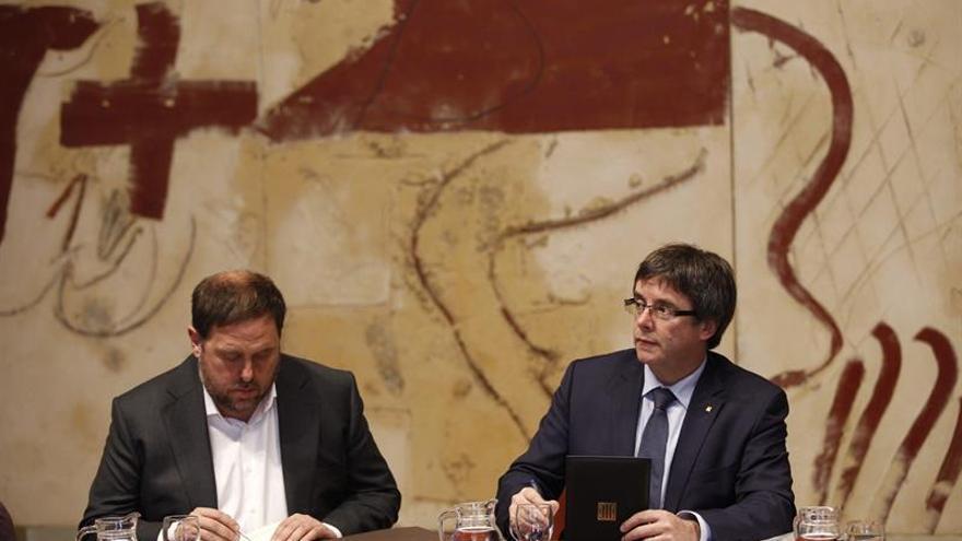 Junqueras propone a Santamaría una reunión en Barcelona sobre agenda catalana
