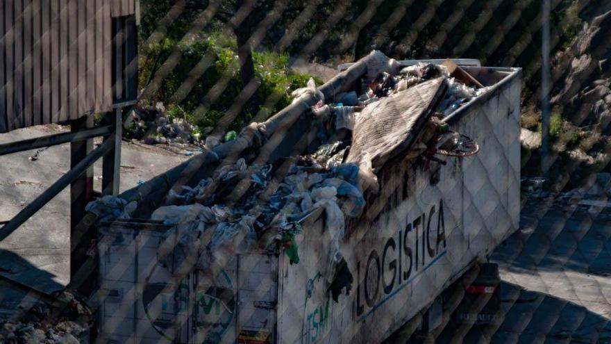 Planta de residuos sólidos del municipio murciano de Ulea/ Carlos Trenor
