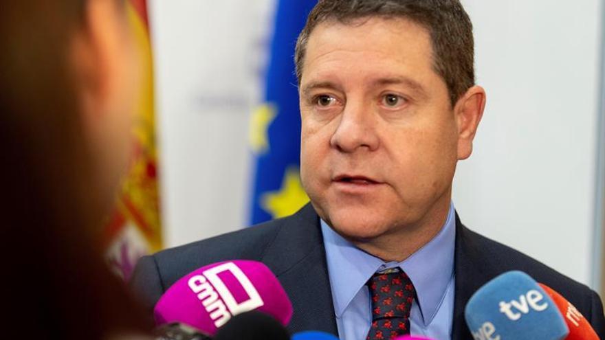 Page pedirá el 26M un apoyo masivo por España y reconstrucción de C-La Mancha