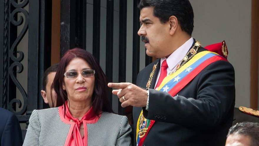"""El Parlamento solicita un """"antejuicio de mérito"""" contra Maduro por caso de sobrinos"""