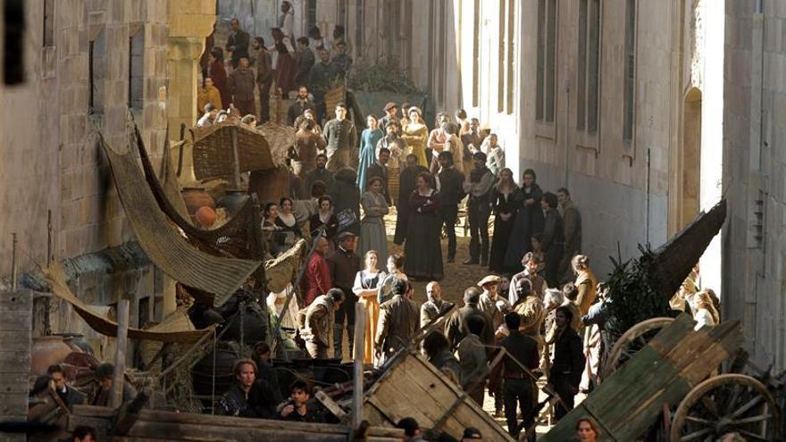"""La cadena estadounidense ABC rodará íntegra en Salamanca """"Romeo y Julieta"""""""