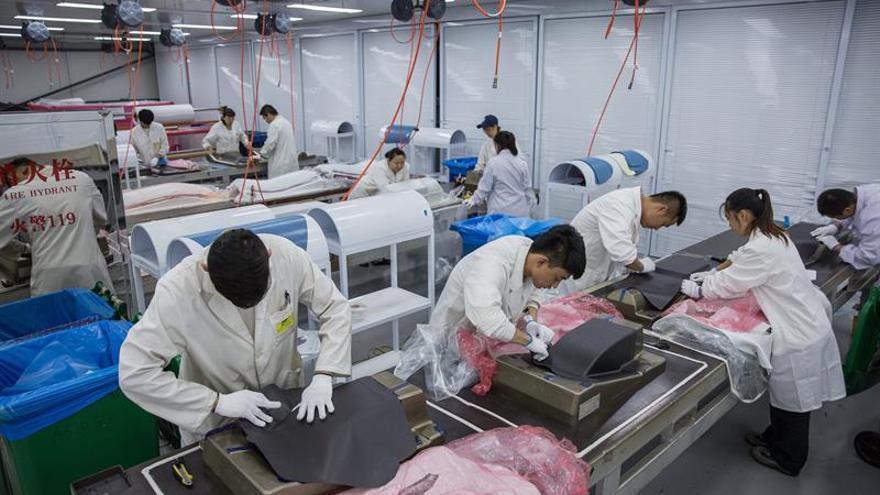 Tecnología española para fabricar aviones en China