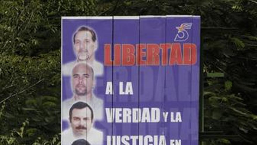 EEUU rebaja a cerca de 22 años de cárcel la condena a uno de los cinco espías cubanos
