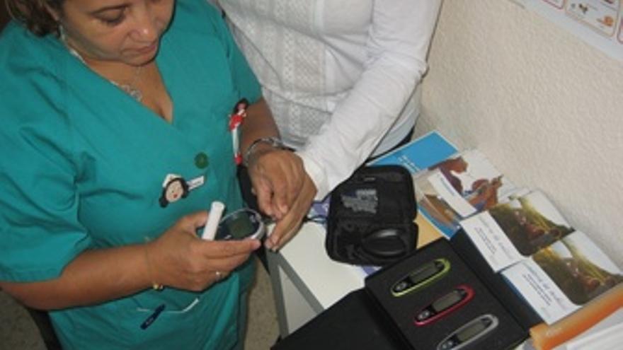 Programa De Educación Para Controlar La Diabetes.