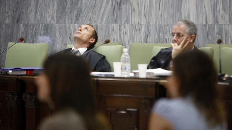 Del juicio del 'caso Kárate' #24