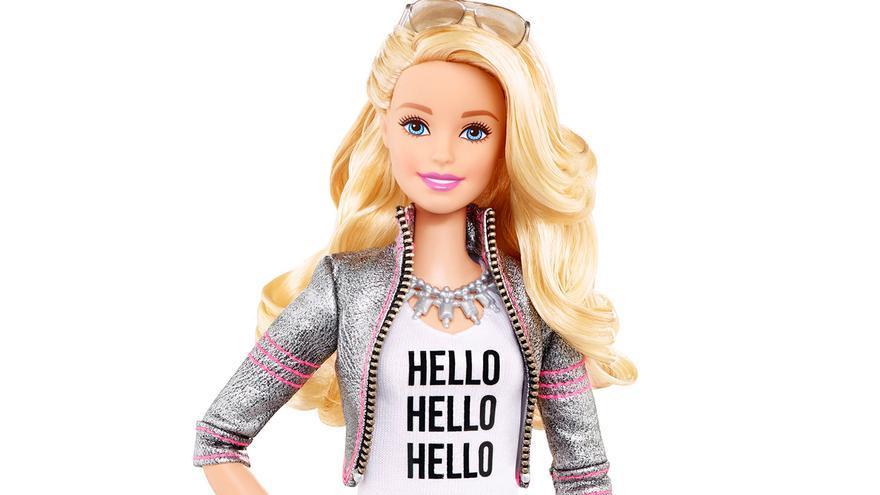 La Barbie habladora