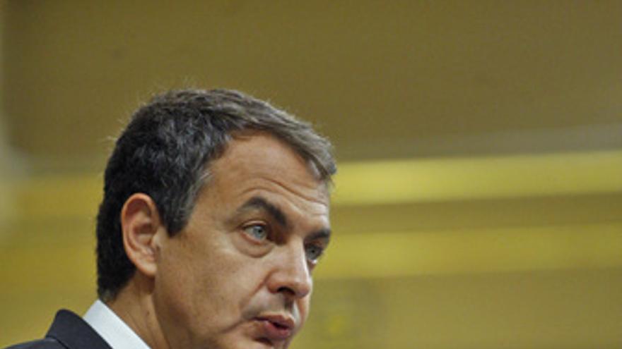 El presidente del Gobierno, José Luis Rodríguez Zapatero. (EUROPA PRESS)