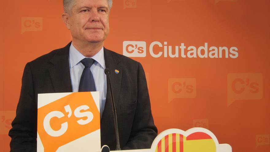 """C's celebra que el PSC haya visto """"la luz"""" y rechace la transferencia de la competencia"""