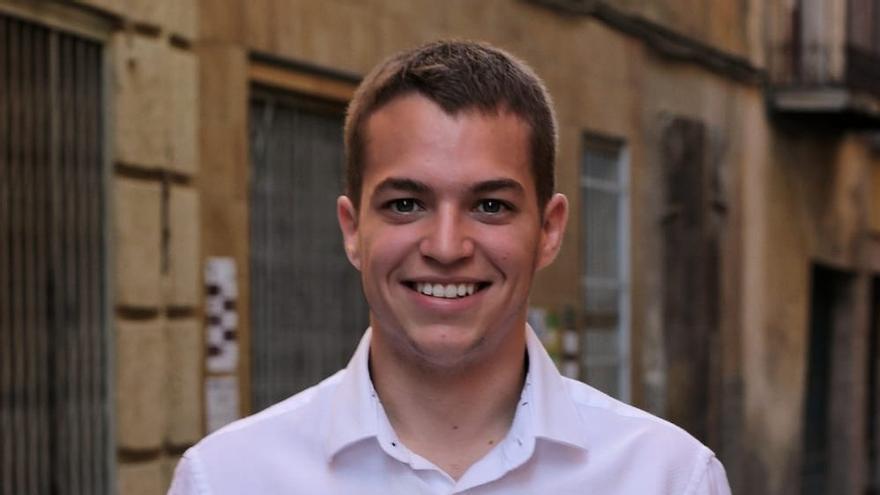 Ferran Verdejo, número uno del PSC en Cardona en las elecciones municipales del 26M