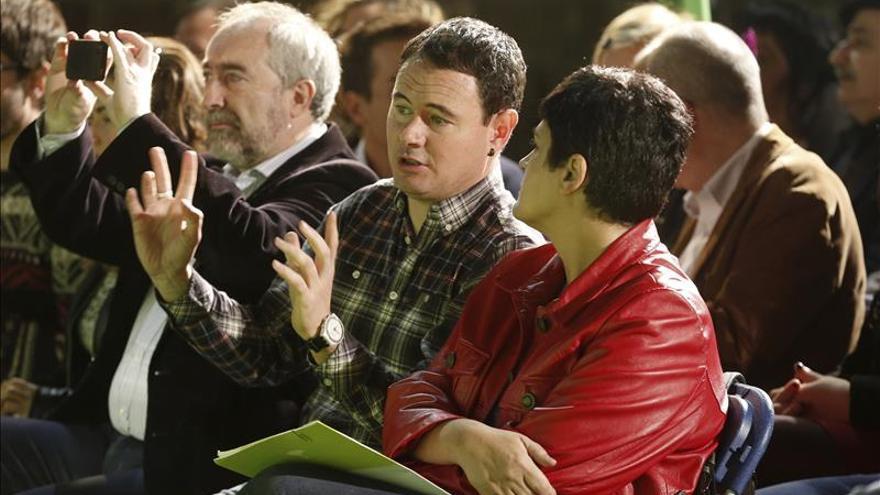 """Arraiz anima a votar a EH Bildu para dar """"otro paso más"""" hacia """"la soberanía"""""""