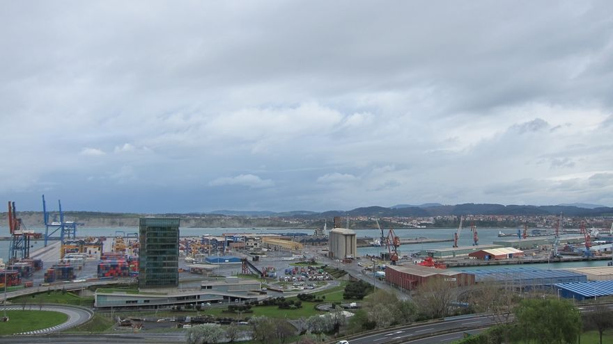 El Puerto de Bilbao movió 144.336 toneladas de productos hortofrutícolas en 2016 y el de Pasaia 6.437 toneladas