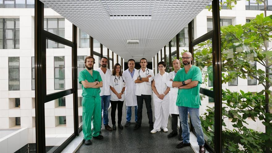 El Hospital Insular de Gran Canaria realiza la primera donación de órganos en asistolia