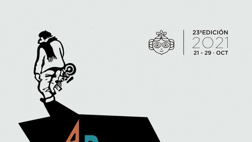 El cartel de la próxima edición de Abycine rinde homenaje a Berlanga mediante su película 'El verdugo'