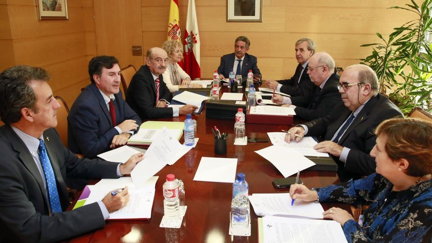 Consejo de Gobierno Cantabria