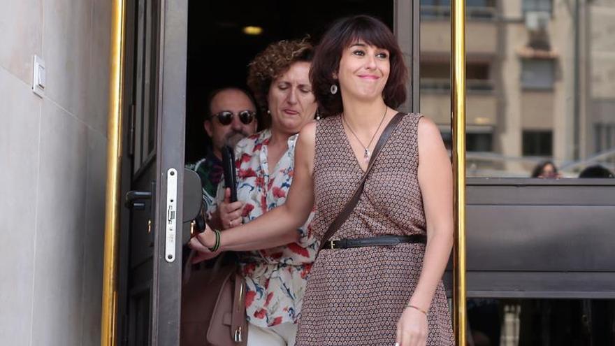 Juana Rivas pide que la Justicia tenga en cuenta que es una mujer maltratada