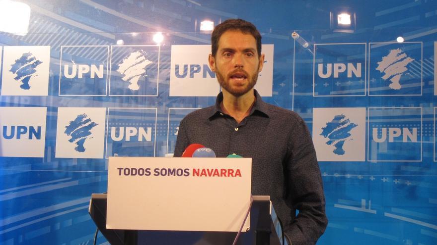 """UPN se """"alegra"""" del descenso del paro en Navarra pero ve """"preocupante"""" que en el último año haya aumentado"""