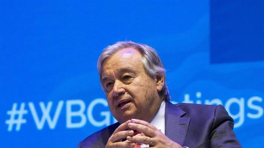 """Guterres exige """"la verdad"""" sobre la desaparición del periodista Khashoggi"""