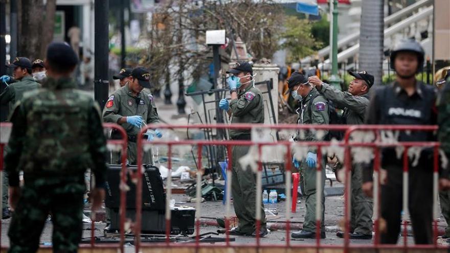 Cuatro muertos y cuatro heridos en un atentado en el sur de Tailandia