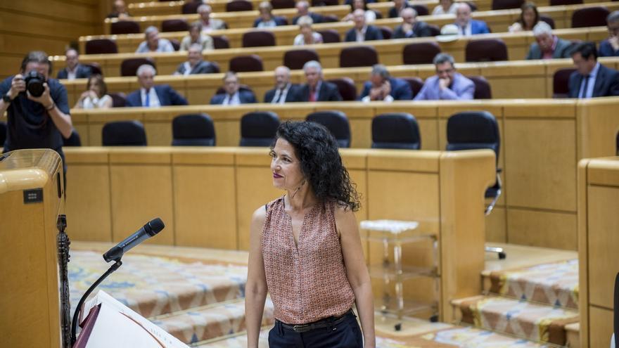 El restaurante del Senado incluirá comida vegetariana a petición de Podemos, pero rechaza crear un menú específico