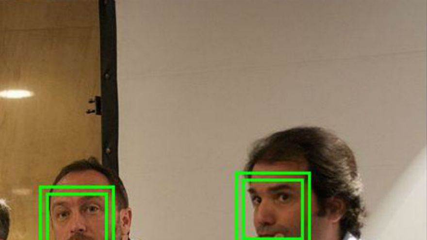 Reconocimiento rostros (Foto: Wikipedia)