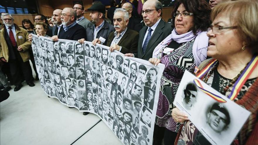 La ONU ha señalado que España debe dar prioridad a la búsqueda de desaparecidos durante el franquismo
