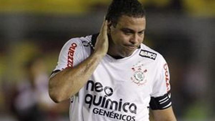Ronaldo pone fin a su ''maravillosa'' carrera