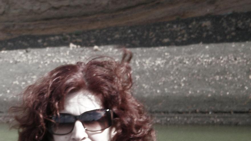 La artista Fabiola Ubani.