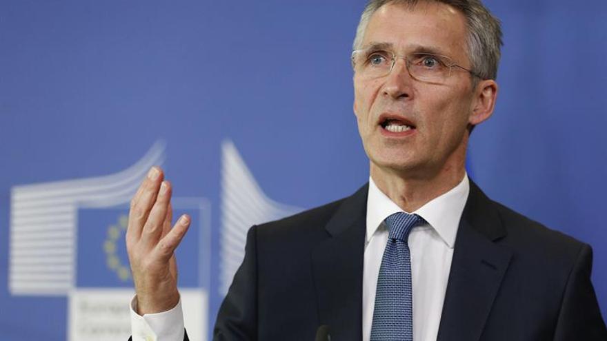 Stoltenberg anuncia el primer Consejo OTAN-Rusia desde 2014 en la próximas semanas