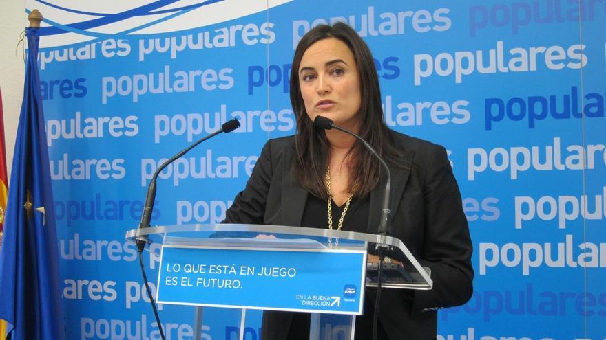 """Cristina Sanz (PPN) afirma que """"es necesario un pacto nacional para reforzar el sistema universitario"""""""